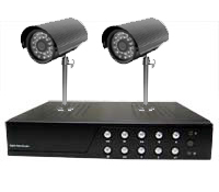 Most Affordable Two Camera Kit with Remote Viewing